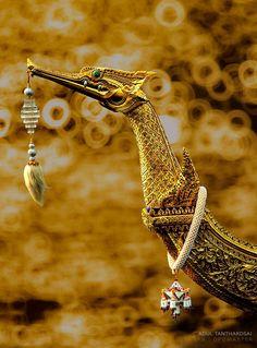 Ancient Jewelry, Bangles, Bracelets, Ancient Art, Southeast Asia, Thailand, Old Art, Antique Jewelry, Bracelet