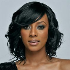 African american short curly wigs Heat Resistant Synthetic Hair Wigs for Women Sexy Pelucas - http://jadeshair.com/african-american-short-curly-wigs-heat-resistant-synthetic-hair-wigs-for-women-sexy-pelucas/  Wigs