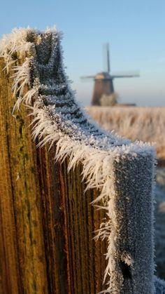 Winter in Holland, Schermerhorn 2017