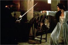 .The mask of Zorro