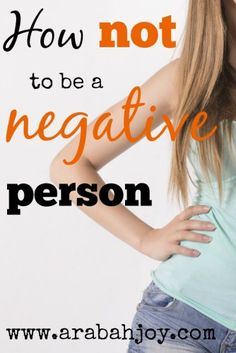 Do you struggle with negativity and pessimism? Studies show what the Bible already teaches- it's possible to change! Here is a practical, biblical look at how to stop being negative. Pin for yourself or someone you love.