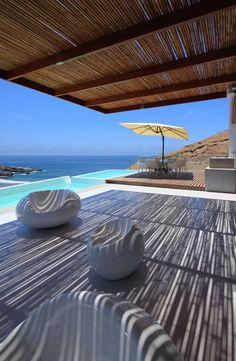 Palillos E3: Beach House - Vértice Arquitectos