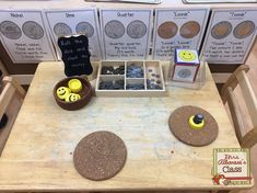 Some students helped us create a new math game after exploring coins last week! Roll the coin die and stack a tower! See how high you can build it! Kindergarten Games, Math Games, 1st Grade Math, Grade 1, Fun Math, Maths, 4 In A Row, Canadian Coins, Two Dollars