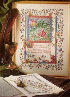 Gallery.ru / Фото #2 - Medieval Manuscript - karibik