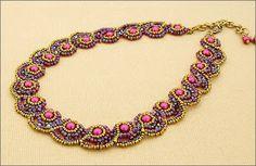 Beadtales histoires perles: rosettes ravissante