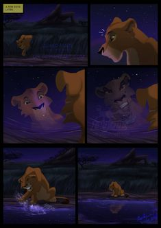 Marks of the past - Page 18 by Irete on DeviantArt Lion King Series, Lion King Story, Lion King Fan Art, Lion King Simba, Disney Lion King, King Art, Lion King Images, Lion King Pictures, Lion King Drawings