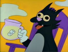 """mundo-retro: """"Itchy and Scratchy / Tomy y Daly [The Simpsons] """" Cartoon Memes, Cartoon Icons, Cartoon Characters, Cartoon Profile Pictures, Vintage Cartoon, The Simpsons, Reaction Pictures, Cute Wallpapers, Artsy"""