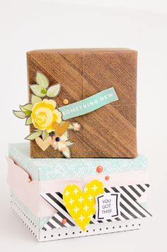 Origami Box Anleitung inkl. Video - Janna Werner