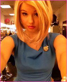 Do You Like Debby Ryan As A Blonde?