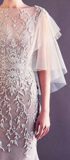 paolo sebastian a/w 2014 bridal collection