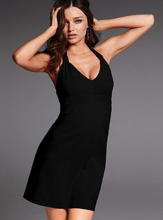 Knot-strap Bra Top Dress - Victoria's Secret.
