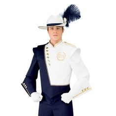 Marching Band Uniforms, Marching Bands, Color Guard, Captain Hat, Lens, Jackets, Shopping, Fashion, Martial