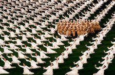 Mass Games Performance, North Korea
