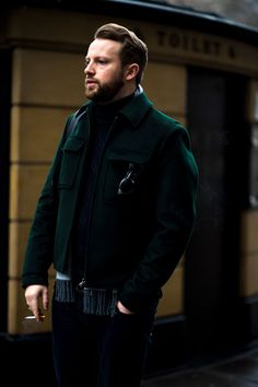 See all the best street style from London Fashion Week Men's AW17. Remember, it's not all about the catwalks