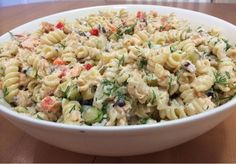 Bon Appetit, Pasta Salad, Potato Salad, Macaroni And Cheese, Fusilli, Food And Drink, Potatoes, Cooking, Ethnic Recipes