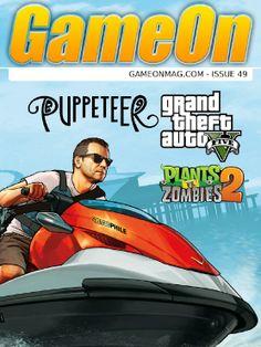GameOn Magazine - Novemeber 2013 English | 130 Pages | True PDF | 18.86 Mb