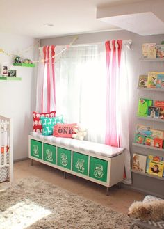 Dress up your little one's room with these brilliant IKEA hacks.