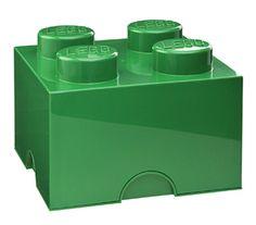 LEGO Storage Brick 4 GROEN