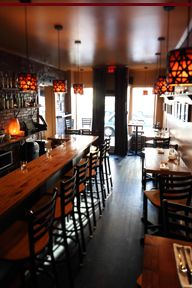 Ten Tables | Cambridge & Jamaica Plain, MA
