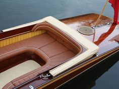 Frank Stephenson penned the modern Mini Cooper, Ferrari F430 and the McLaren P1. Now check out his 31-foot, all-electric boat.