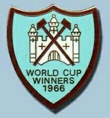 1966 world cup winners West Ham United by Tony Ring
