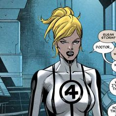 Invisible Woman screenshots, images and pictures - Comic Vine - Top SuperHeroes Female Comic Characters, Female Villains, Female Cartoon, Marvel Comic Character, Fantastic Four Comics, Mister Fantastic, Cosmic Comics, Marvel Comics Art, Top Superheroes