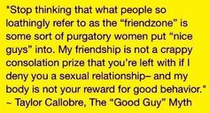 "#eacheverywoman ""The Friendzone,"" via Beauty is Inside. pic.twitter.com/t2kAmPIUw8"