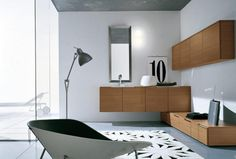 50 Modern and Appealing Bathroom Designs