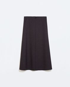 Image 7 of KNIT MERMAID SKIRT from Zara