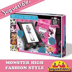 Monster High Fashion Style Monster High Juguetes Halloween