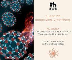 Completo curso de bioquímica y biofísica de 75 horas de duración en NaturaClass en Málaga (Programa de Graduado en Naturopatía) Dont Change, Salud Natural, Make It Simple