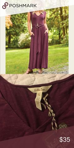 ab3c4b9c207 Matilda Jane woodland Sprite Dress Size Medium MJ dress Matilda Jane Dresses  Maxi