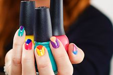 How to avoide bubbles in nail plolish