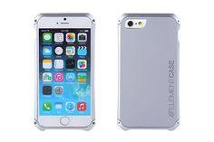 Protective Element Case iPhone 6 and iPhone 6 Plus Aluminum Alpine White Case 2015 - Best Buy  Case - iPhoneProtectiveCases.com