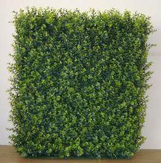 artificial grass wall