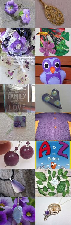 FRU Heart Attack- Pretty Purple by Deb Wise on Etsy--Pinned+with+TreasuryPin.com