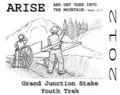 Grand Junction Stake pioneer trek