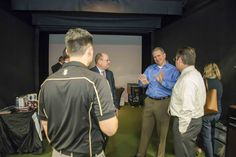 Thank you to all who joined us for an interactive golf experience showcasing the latest in golf technology from Bushnell. Get ready for the 2016 Med School Classic with a complimentary quick fit and learn from the pros about the latest in golf tips and trends. Hear from Dr. German about the latest developments at the UCF College of Medicine. Thank you to Brion Price Photography
