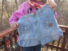 Hobo Bag Purse, Recycled Blue Jean Tote, Girl's Bag, Boho Tote, Embroidered, Bohemian Bag, Upcycled by WireNWimsee on Etsy