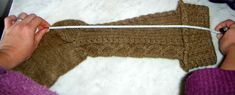 Universal Kilt Hose Calculator - knit knee socks or kilt hose out of any yarn to fit any size!  Pattern download is $6.50