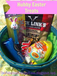 Beyond the bunny christ centered easter tradition ideas basket husband easter basket negle Image collections