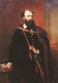 Lajos Battyany was the first Prime Minister of Hungary. Executed by order of a Military Court under pressure from Prince Felix of Schwarzenberg and the Austrian Empire. Hungary History, First Prime Minister, Austrian Empire, Prince Felix, Crop Circles, Celebrity Gallery, Her World, Budapest Hungary, Male Face