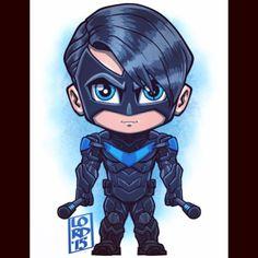 Arkham Knight: Nightwing