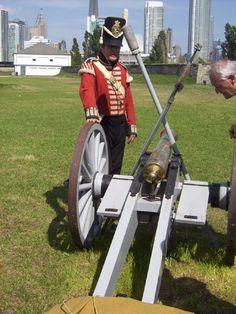 Fort York in Toronto - Toronto4Kids