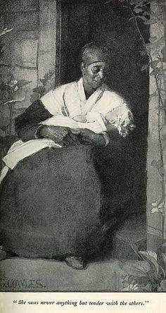 Slave Wet Nurse