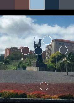 Estatua de Padre Anchieta Laura Cuesta, Isabel Acuña
