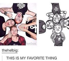 This is so cute. Oh my gosh look at Ashton's adorable DIMPLES.