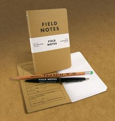 Draplin Design Co. - Field Notes Brand