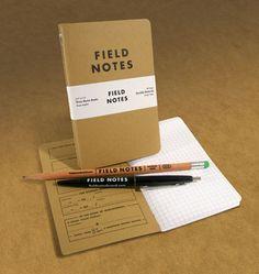 Draplin Design Co. - Field Notes Brand