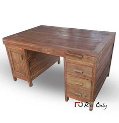 Antiuqe teak wood writing table from riseonly.com india. Please contact us to get ready tables price offer.  http://www.riseonly.com/products/antique-furniture-0/study-table-1/teak-wood-folding-writing-table Dimensions:  131x91x76 CBM:   0.645 Colour:   Wooden Brown Material Used :   Teak Wood Email :-business@riseonly.com